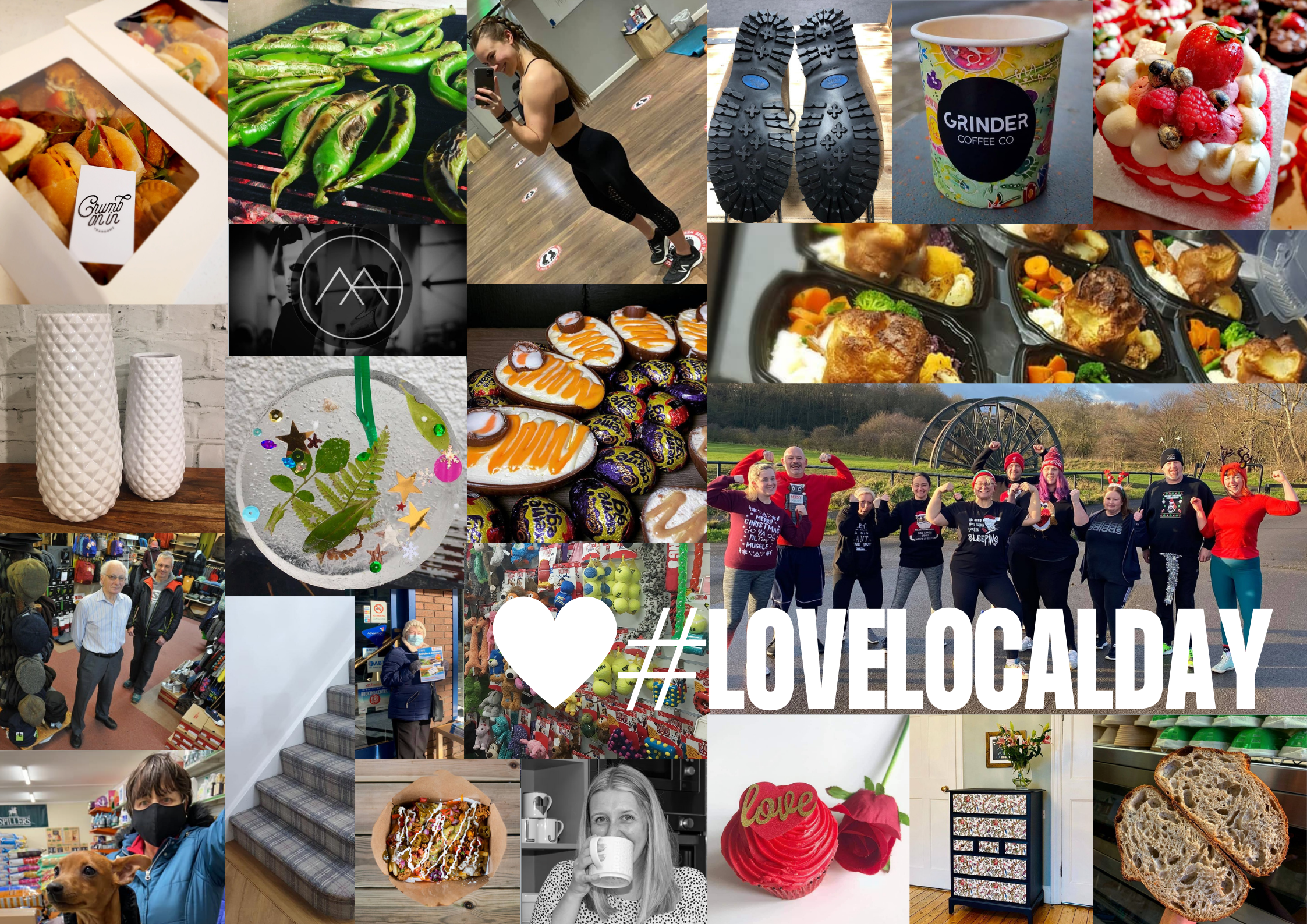 ShopAppy Love Local Day