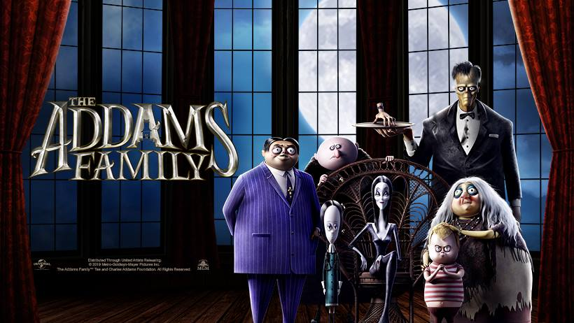 Los locos Addams ver Online Espanol