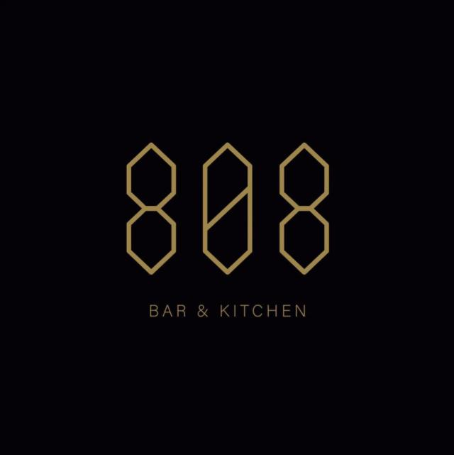 808 Bar & Kitchen logo