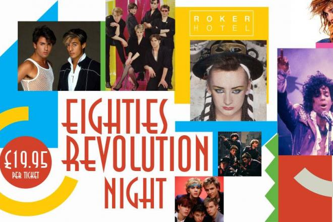 80's Revolution night