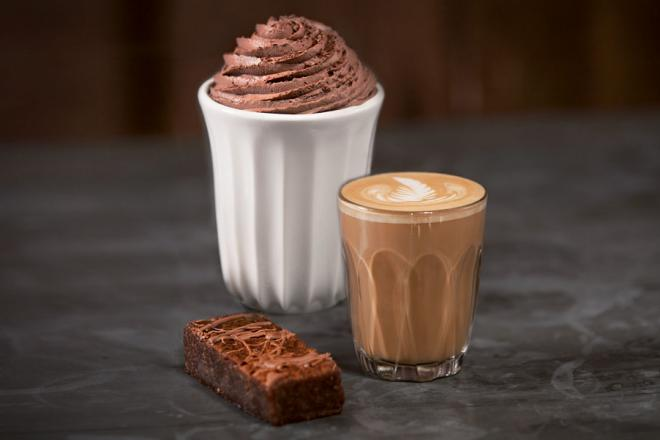 Hotel Chocolat food and drink