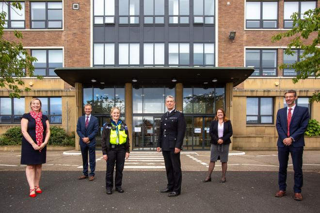 Northumbria Police & Northumberland College