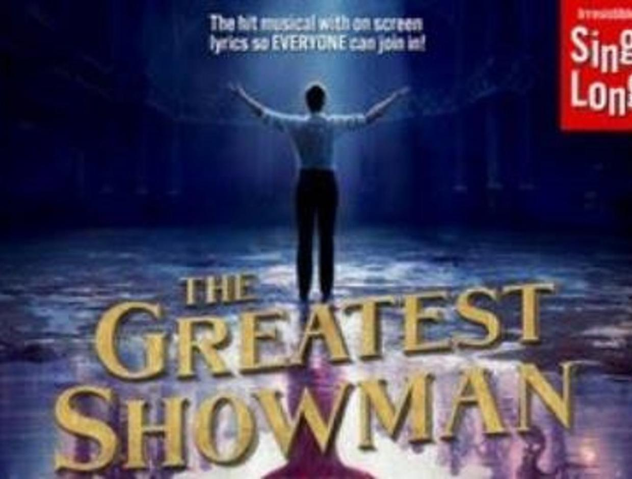 Sing a Long a The Greatest Showman