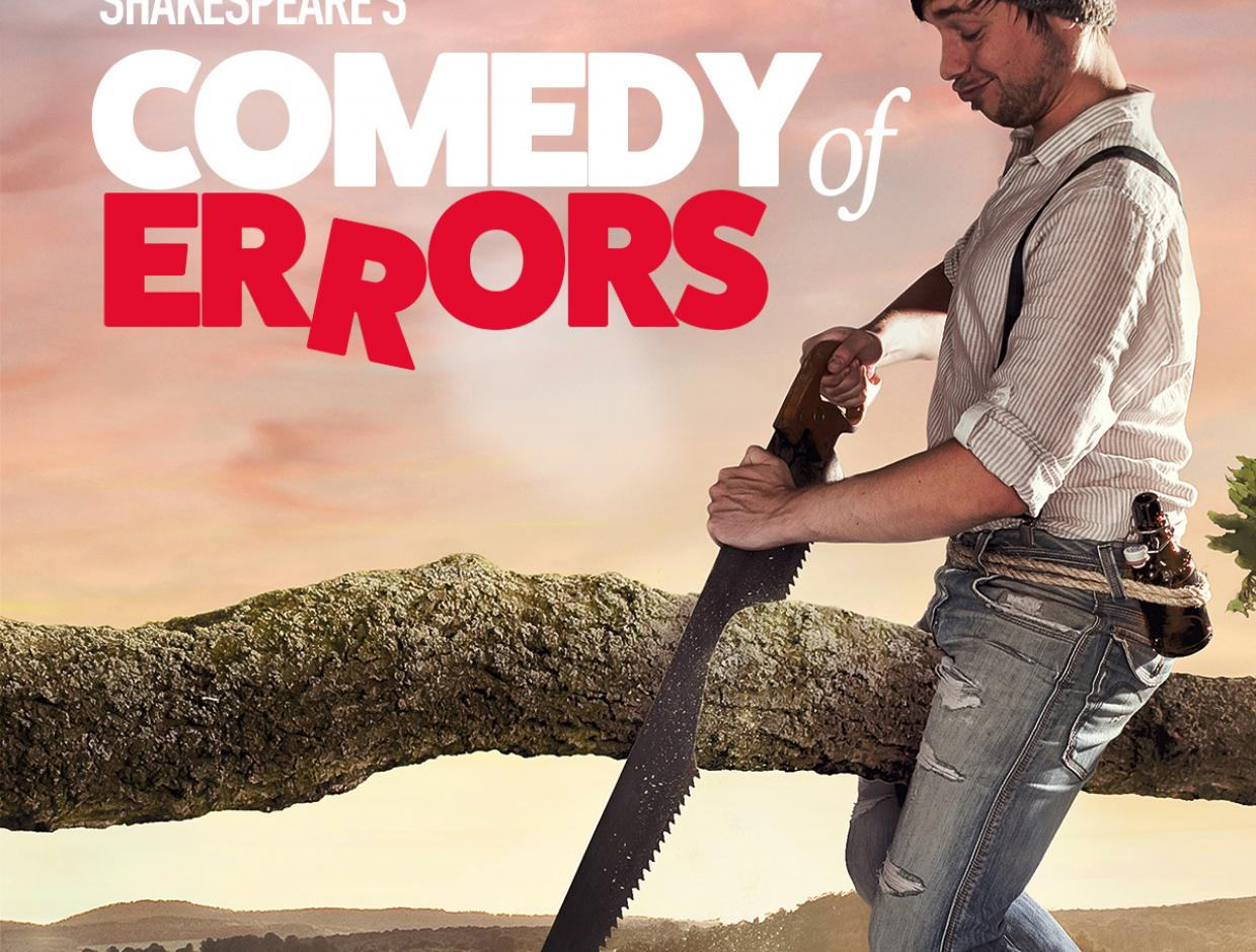 Comedy of Errors - Plays in the Parks | Sunderland BID