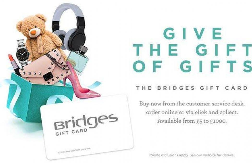 The Bridges Gift Card