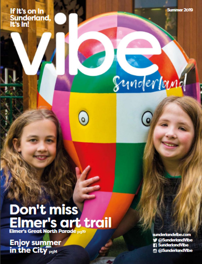 Vibe Summer 2019 Edition Front Cover